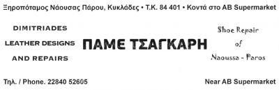 ΠΑΜΕ ΤΣΑΓΚΑΡΗ-ΔΗΜΗΤΡΙΑΔΗΣ