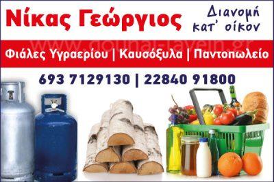 ΝΙΚΑΣ ΓΕΩΡΓΙΟΣ