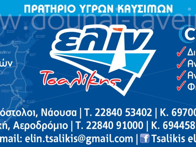 ELIN – ΤΣΑΛΙΚΗΣ ΑΛΕΞΑΝΔΡΟΣ-ΑΛΚΙΒΙΑΔΗΣ
